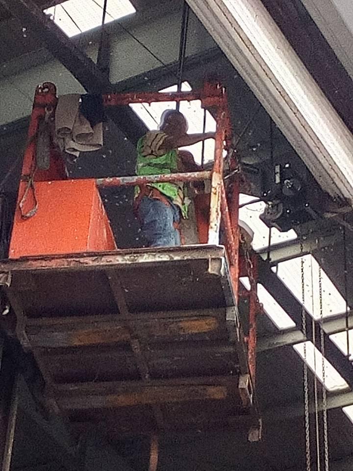 Reparacion de cortinas de acero