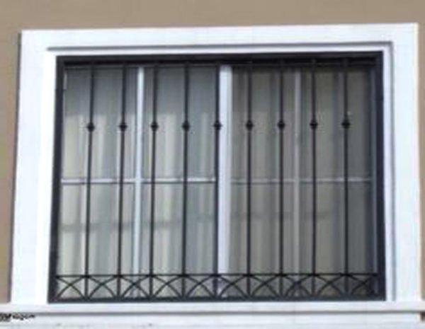 Herreria en veracruz protecciones barandales portones for Puertas modernas precios