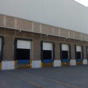 cortinas de acero industriales