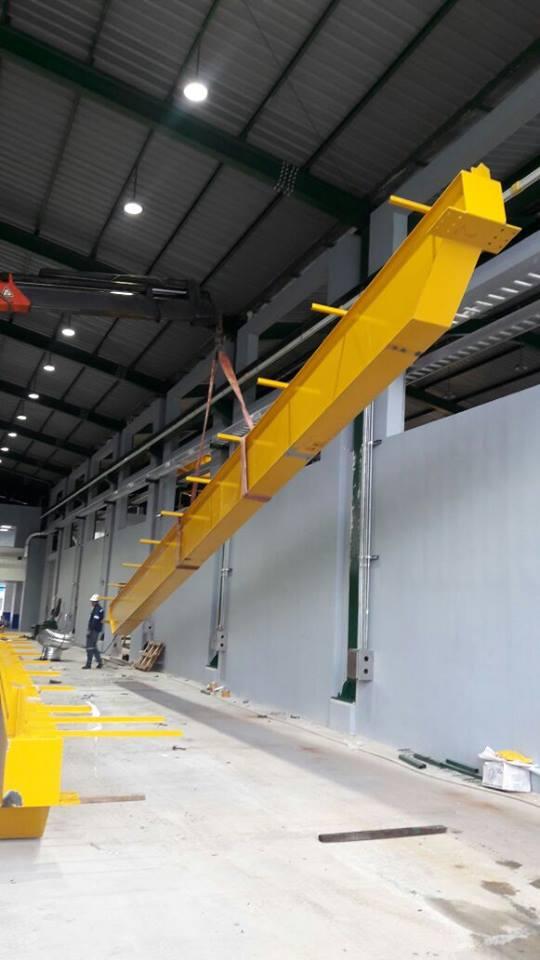 Construccion de naves industriales naves de logistica por m2 for Precio por metro cuadrado de construccion