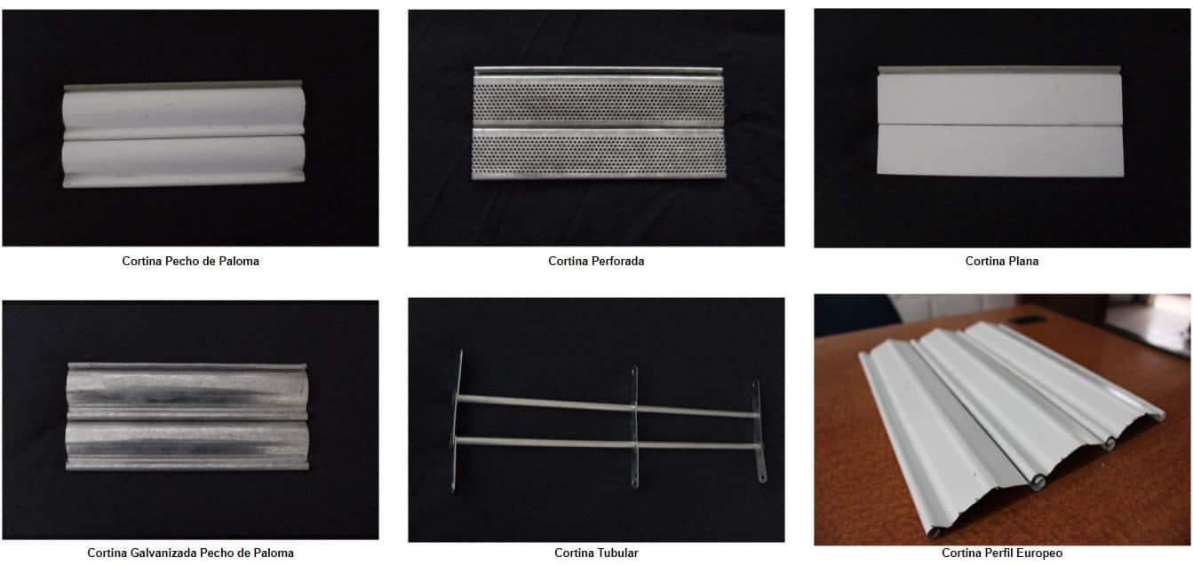 cortinas de acero queretaro