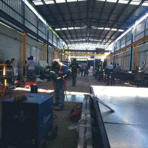 empresas de estructuras metalicas